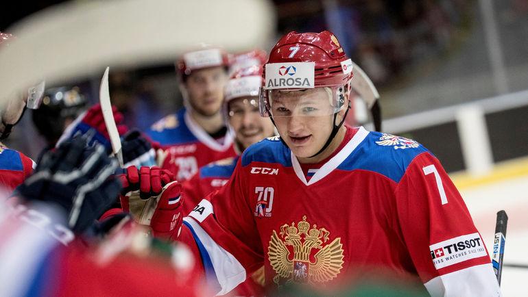 Кирилл КАПРИЗОВ. Фото AFP