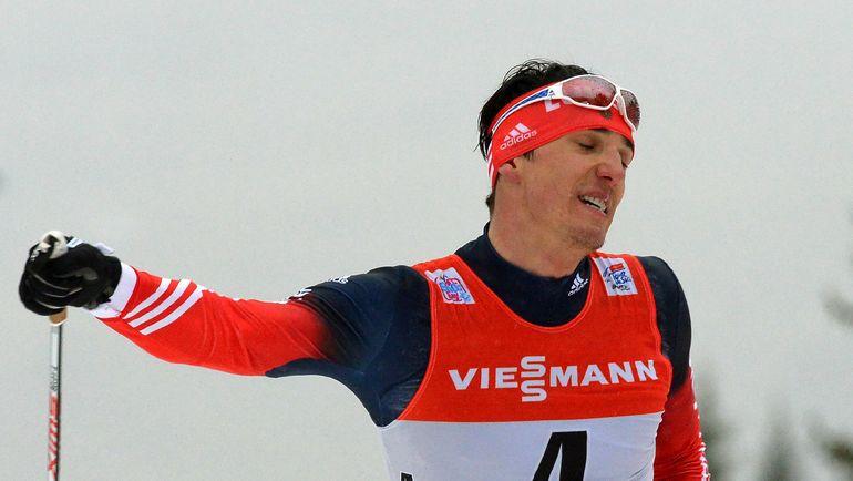 Евгений БЕЛОВ. Фото AFP
