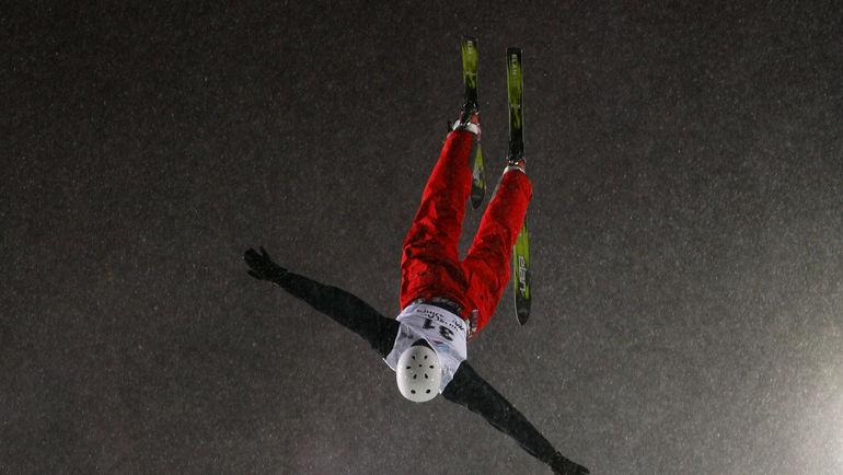 """Фристайл - один из самых зрелищных и красивых видов спорта. Фото Алексей ИВАНОВ, """"СЭ"""""""