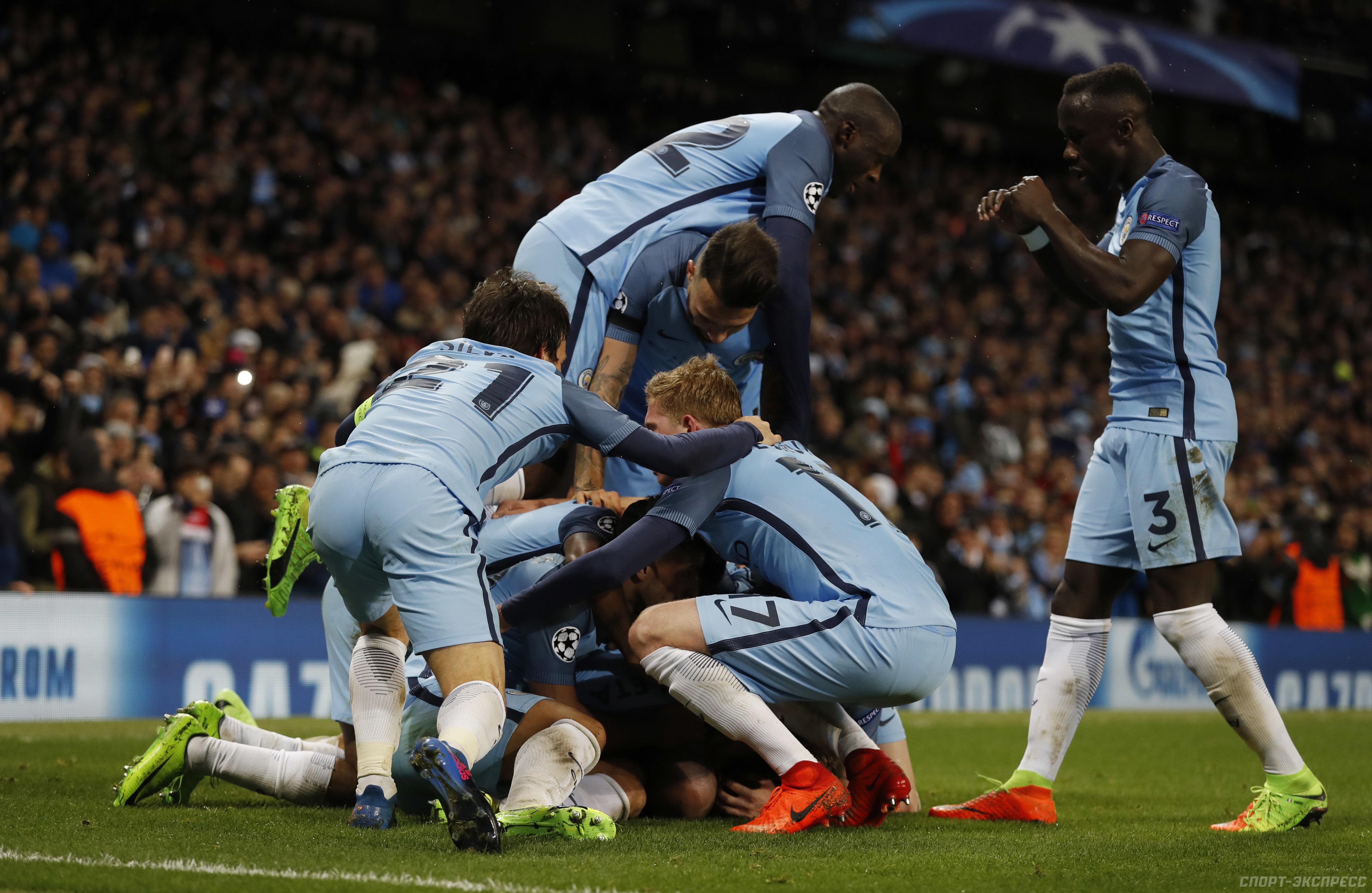 Ман Сити впервые за 10 лет пропустил 2 гола за 5 стартовых минут