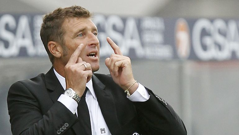 СМИ назвали тренера «Спартака» претендентом напост наставника «Ювентуса»