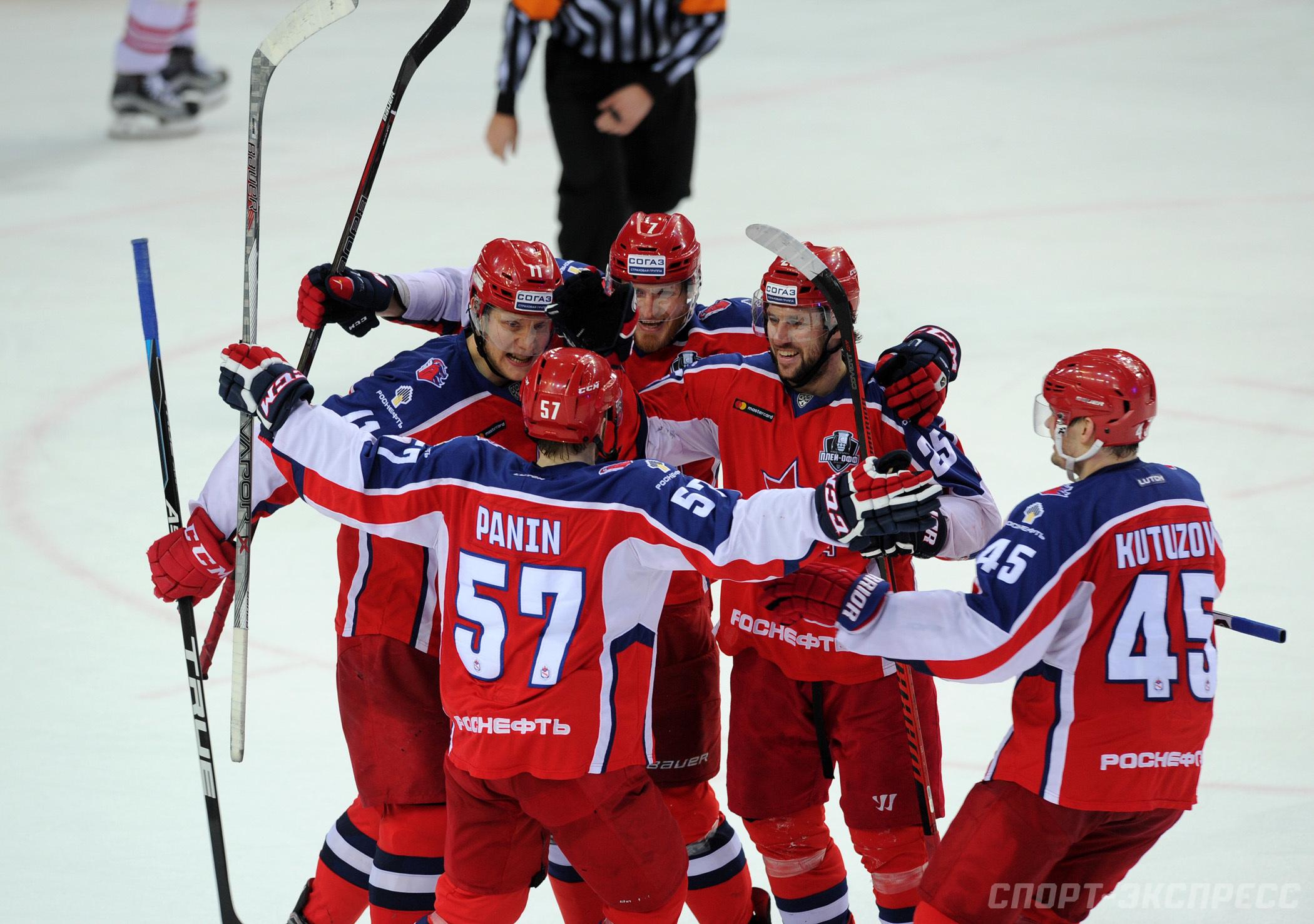Прогноз на матч СКА - Йокерит: гостям из Финляндии удастся удержать фору 2,5