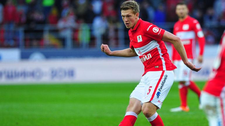 Александр Пуцко: Хочу показать «Спартаку», на что я способен