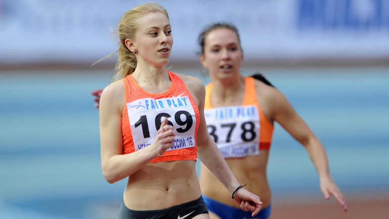"Кристина СИВКОВА (слева). Фото Никита УСПЕНСКИЙ, ""СЭ"""