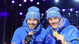 Сегодня. Лахти. Сергей УСТЮГОВ (слева) и Никита КРЮКОВ.