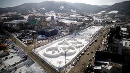 Пхенчхан: олимпийские объекты Игр-2018