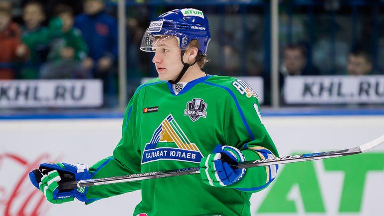 Захаркин ушел вотставку споста основного тренераХК «Салават Юлаев»