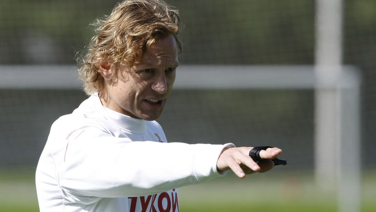 Валерий КАРПИН. Фото Александр ВИЛЬФ