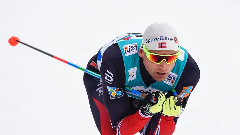 Никлас ДЮРХЕУГ на финише был быстрее Александра Бессмертных. Фото AFP