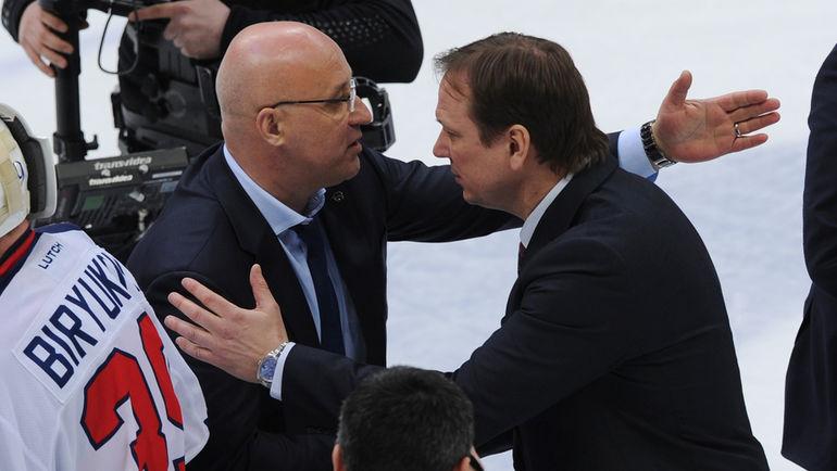 Хоккеисты «Динамо» переломили серию засчет большинства— Скудра