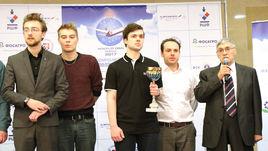 Владимир Федосеев выиграл главный турнир фестиваля