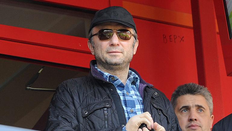 """Сулейман КЕРИМОВ. Фото Алексей ИВАНОВ, """"СЭ"""""""