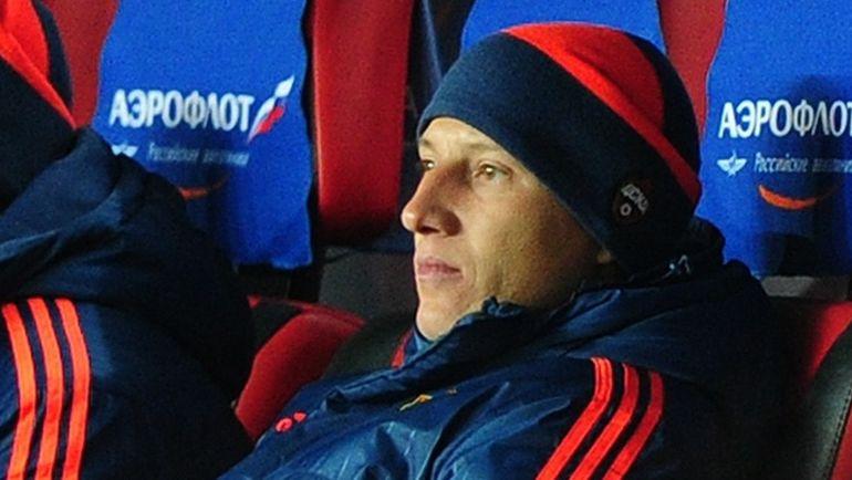 Чепчугов стал рекордсменом чемпионата РФ поколичеству матчей взапасе
