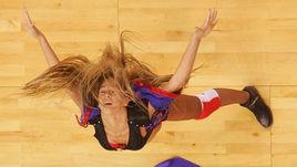 В спорте - только девушки
