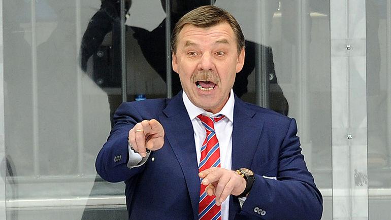 СКА начал полуфинальную серию плей-офф споражения