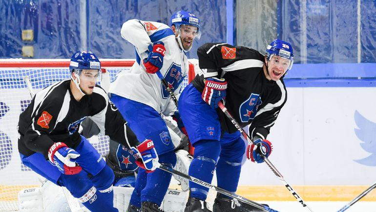 Игра СКА— «Динамо» завершилась срезультатом 2:3
