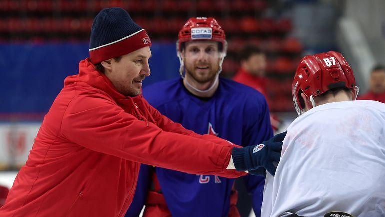 Столичное «Динамо» победило СКА впервом матче серии плей-офф КХЛ