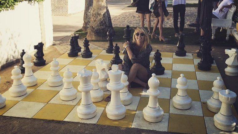 Мария ШАРАПОВА. Фото instagram.com/mariasharapova/