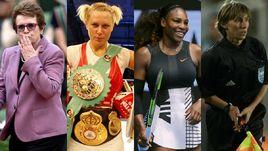 8 женщин, изменивших мир спорта