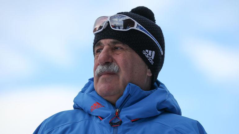 Александр КАСПЕРОВИЧ. Фото Союз биатлонистов России