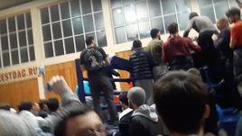 От Дагестана до Лиссабона:  массовые драки на соревнованиях