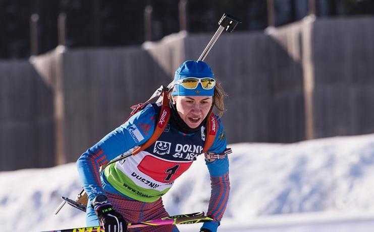Дарья ВИРОЛАЙНЕН. Фото Союз биатлонистов России