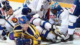 217 минут хоккея! В Норвегии сыграли самый долгий матч в истории