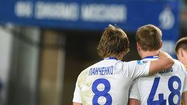 Панченко забивает -