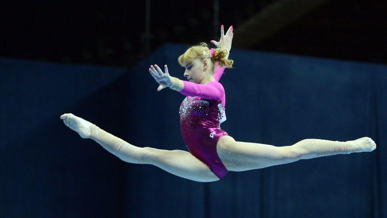 Анастасия ГРИШИНА. Фото AFP