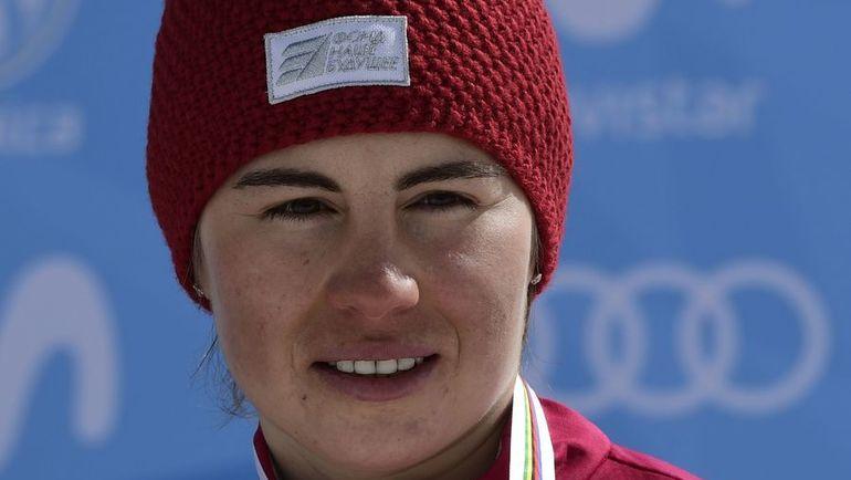 Екатерина ТУДЕГЕШЕВА. Фото AFP