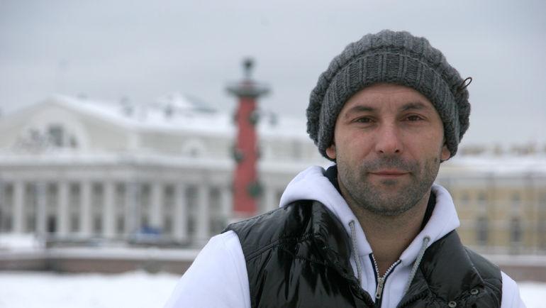 """Сергей ЗУБОВ. Фото Юрий ГОЛЫШАК, """"СЭ"""""""