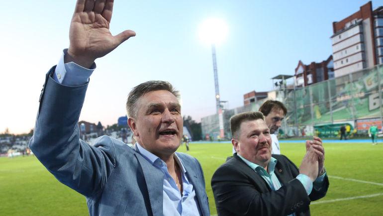 «Томь» сыграет с«Амкаром» впервом домашнем матче 2015-го года
