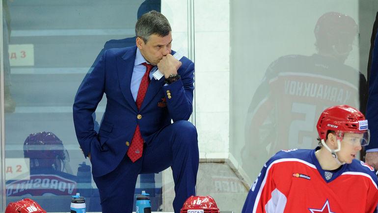Кудашов: «Локомотив» прошел вплей-офф КХЛ стабильную и сильную команду