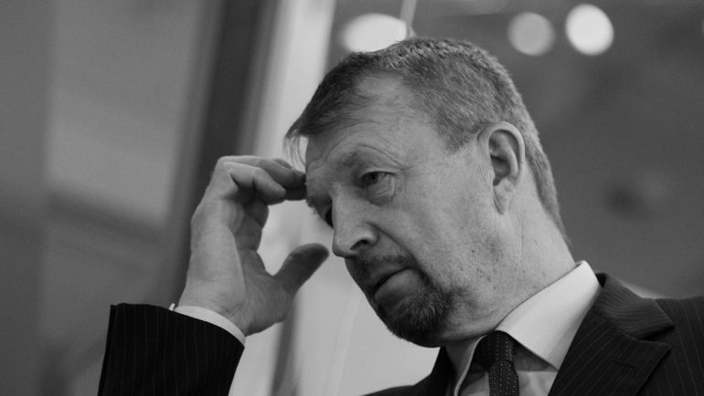 """Сергей ГИМАЕВ. Фото Алексей ИВАНОВ, """"СЭ"""""""
