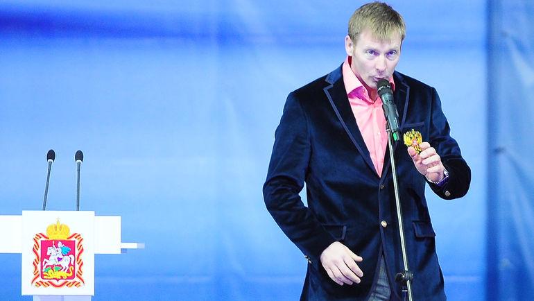 "Александр ЗУБКОВ. Фото Антон СЕРГИЕНКО, ""СЭ"""
