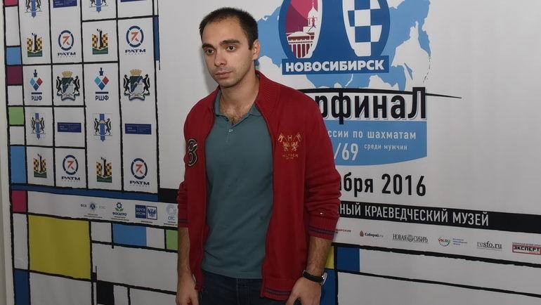 Александр РЯЗАНЦЕВ. Фото Алексей ИГНАТОВИЧ