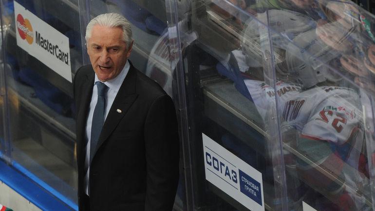 «АкБарс» уступил «Магнитке» в1 матче финала на«Востоке»