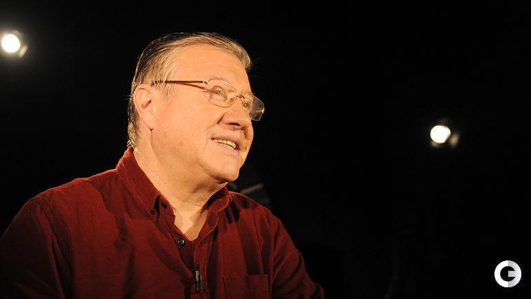 Геннадий Орлов - посол Санкт-Петербурга на ЧМ-2018 по футболу