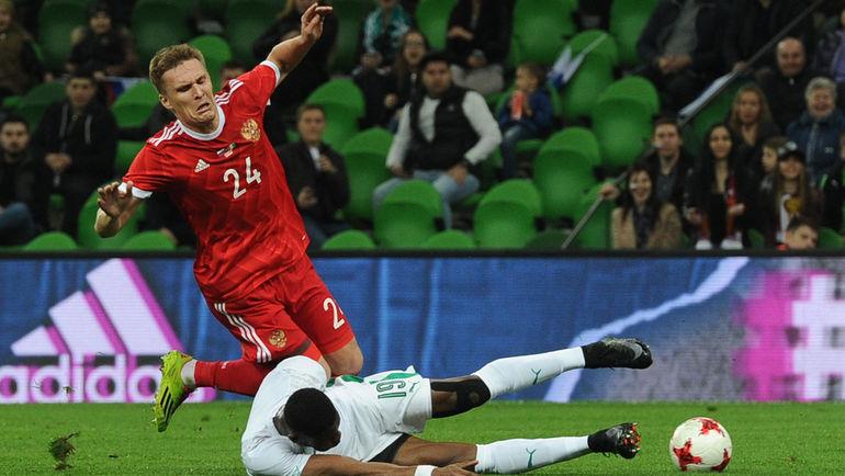 Россия проиграла Кот-д'Ивуару в товарищеском матче (Видео)