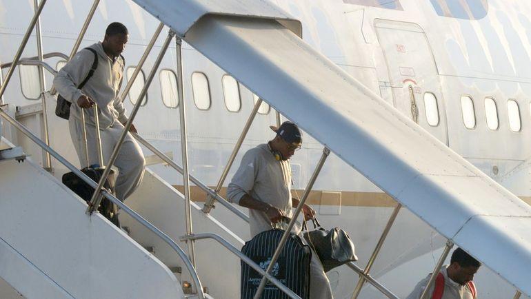 Изменение системы авиаперевозок очень сильно повлияло на НБА. Фото AFP