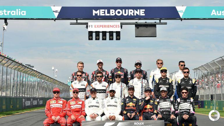 Сегодня. Мельбурн. Фото AFP