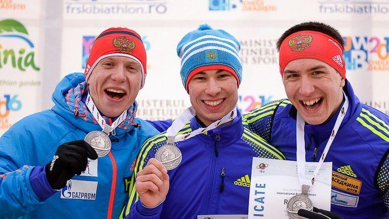 Игорь МАЛИНОВСКИЙ (слева). Фото СБР