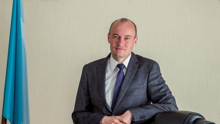 Министр спорта и молодежной политики Сахалинской области Антон ЗАЙЦЕВ.
