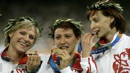 У Лебедевой пытаются отнять олимпийское золото