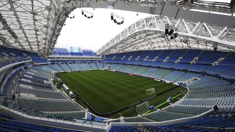 Image result for стадион Фишт фото