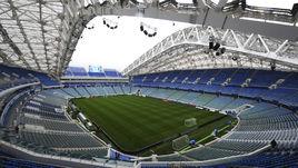 Самый экстремальный стадион ЧМ-2018!