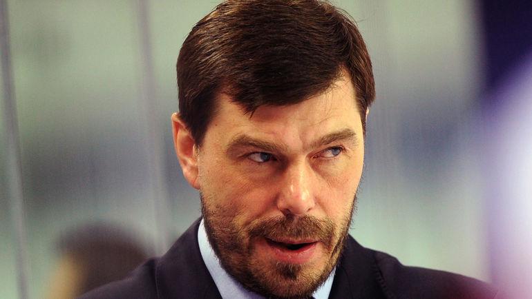 Тренер «Локомотива» Кудашов: небросал бутылку налед