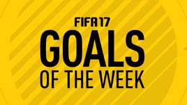 Представлен 10-й выпуск лучших голов недели FIFA