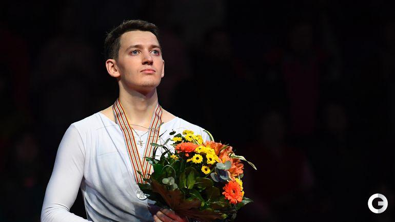 Максим КОВТУН (мужское одиночное катание). Фото AFP