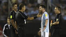 ФИФА vs Месси: приговор для Аргентины